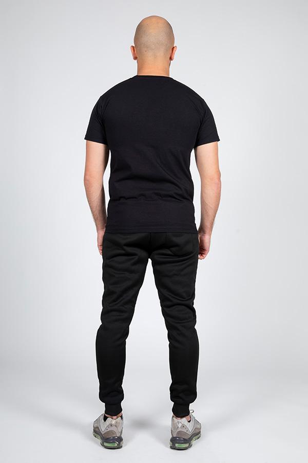 T-shirt noir dgee 4