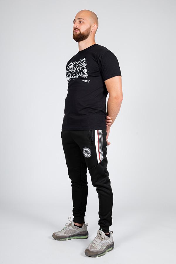 T-shirt noir dgee 5