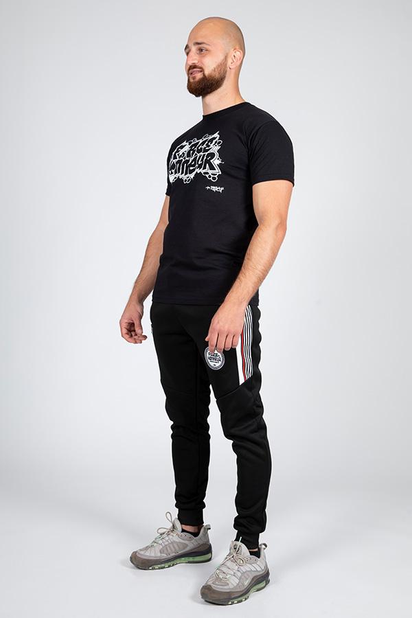 T-shirt noir dgee 6