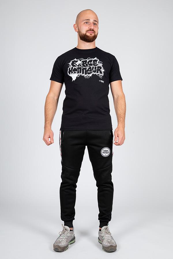 T-shirt noir dgee 7
