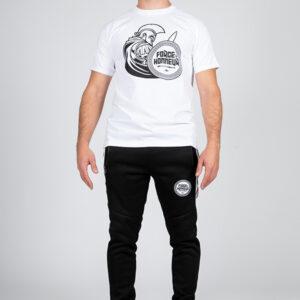T-shirt blanc Glad 7