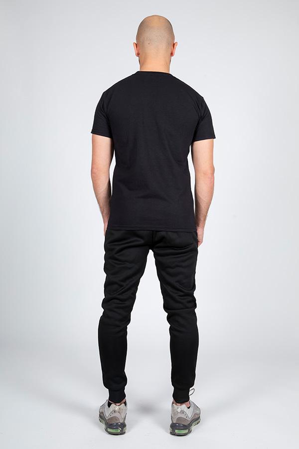 T-shirt noir vav k son 4